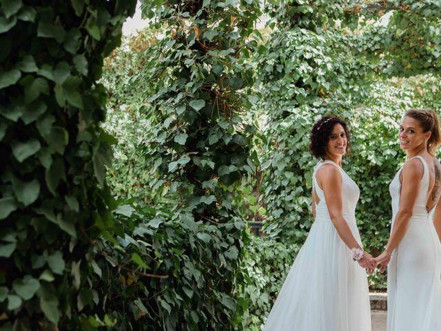 La boda de Eva y Mariade en Granada, Granada 40