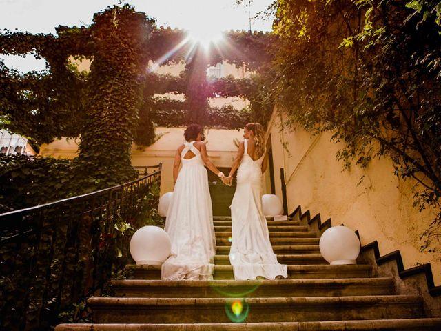 La boda de Eva y Mariade en Granada, Granada 42
