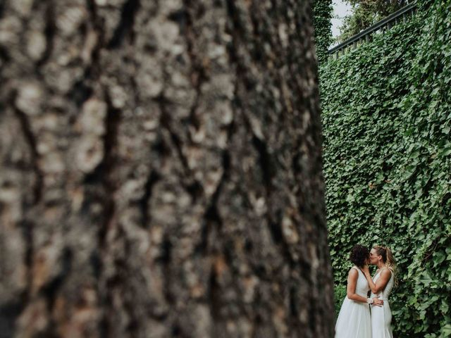 La boda de Eva y Mariade en Granada, Granada 44