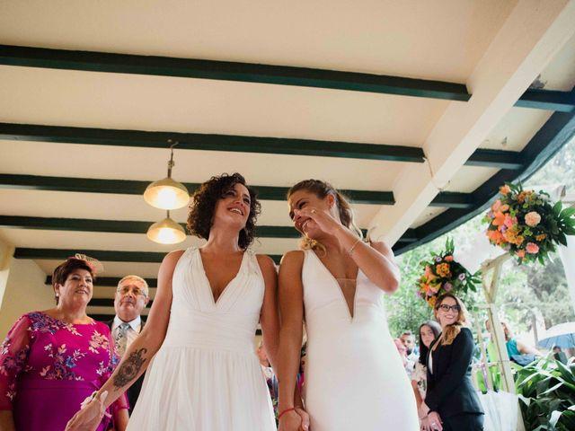 La boda de Eva y Mariade en Granada, Granada 47