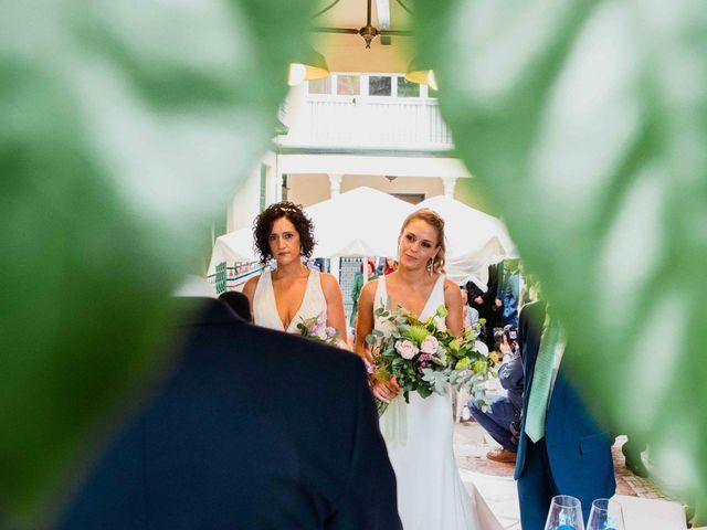 La boda de Eva y Mariade en Granada, Granada 53