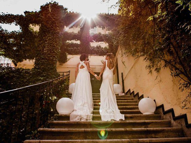 La boda de Eva y Mariade en Granada, Granada 56