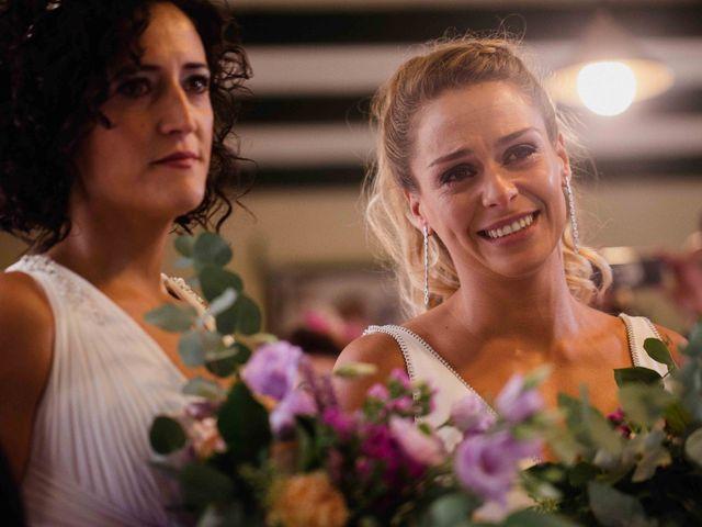 La boda de Eva y Mariade en Granada, Granada 57