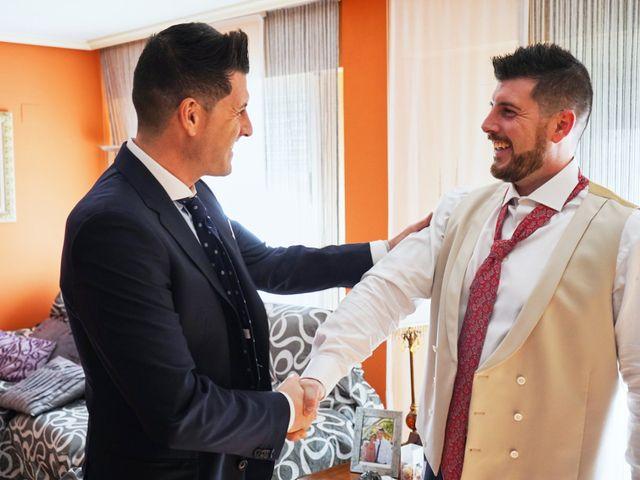La boda de Guillermo y Eva en Zaragoza, Zaragoza 44