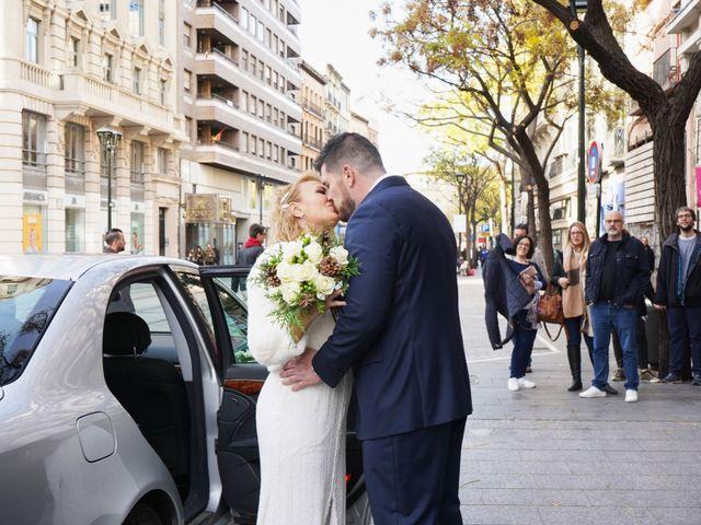 La boda de Guillermo y Eva en Zaragoza, Zaragoza 62
