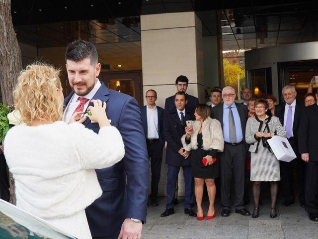 La boda de Guillermo y Eva en Zaragoza, Zaragoza 63