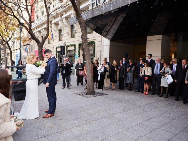La boda de Guillermo y Eva en Zaragoza, Zaragoza 64