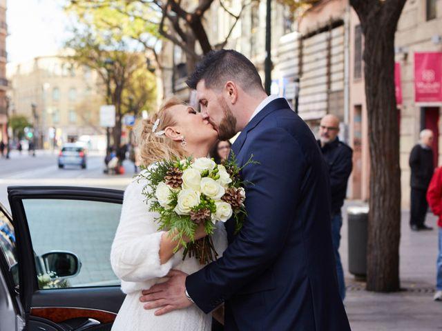 La boda de Guillermo y Eva en Zaragoza, Zaragoza 65