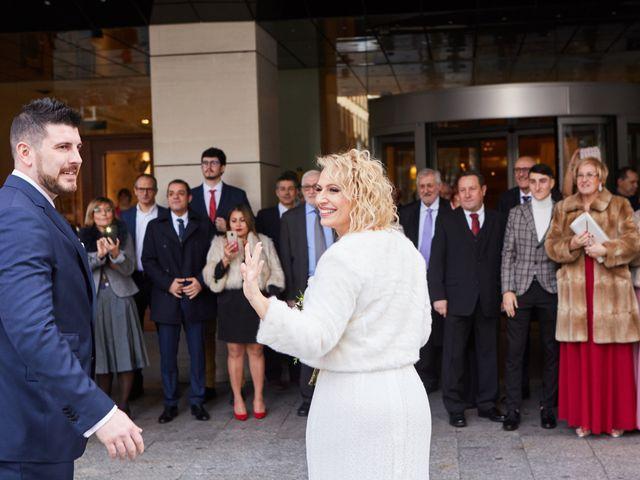 La boda de Guillermo y Eva en Zaragoza, Zaragoza 66