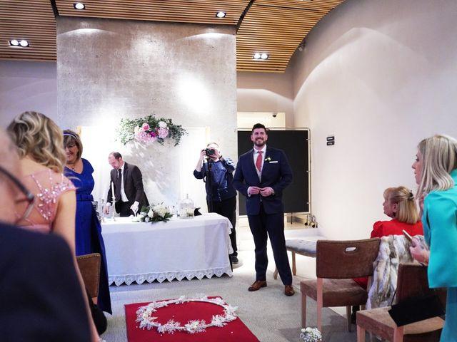La boda de Guillermo y Eva en Zaragoza, Zaragoza 73