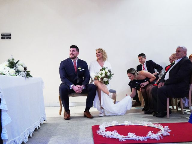 La boda de Guillermo y Eva en Zaragoza, Zaragoza 74