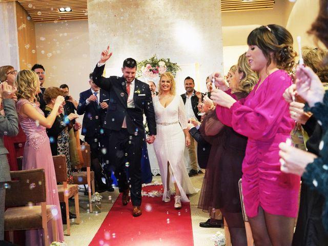 La boda de Guillermo y Eva en Zaragoza, Zaragoza 109