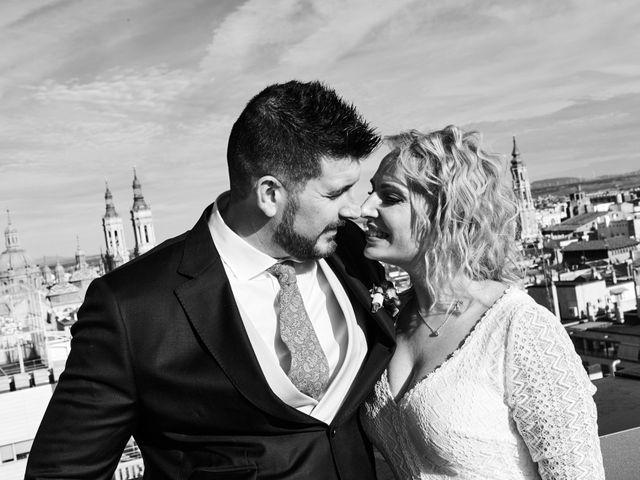 La boda de Guillermo y Eva en Zaragoza, Zaragoza 118