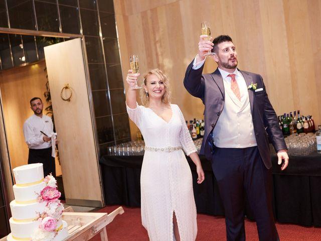 La boda de Guillermo y Eva en Zaragoza, Zaragoza 161