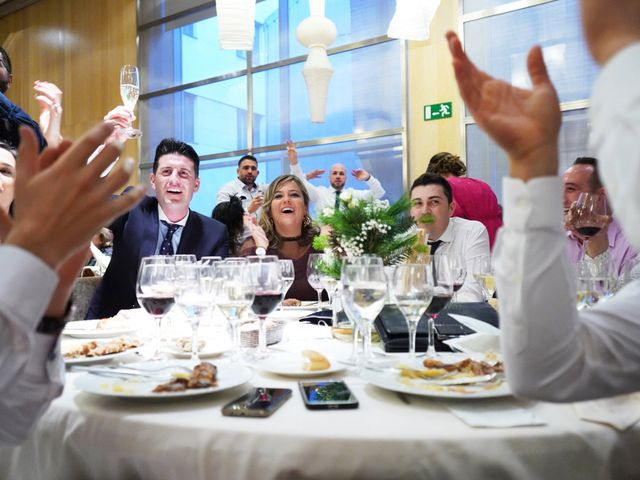 La boda de Guillermo y Eva en Zaragoza, Zaragoza 163