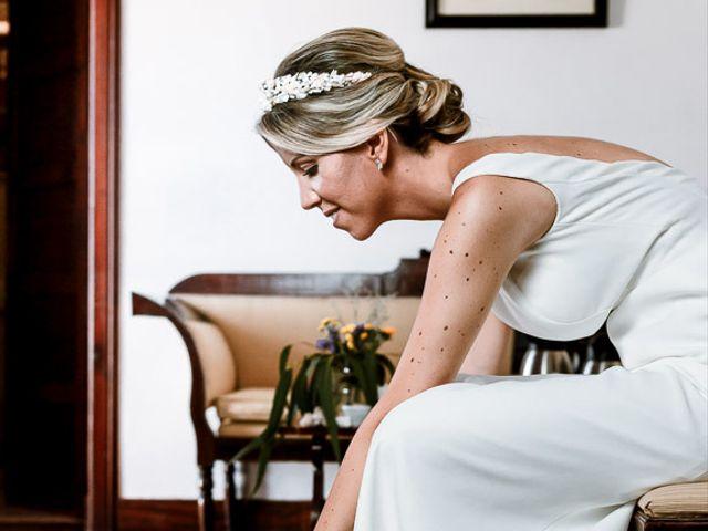 La boda de Santi y Carol en La Orotava, Santa Cruz de Tenerife 27