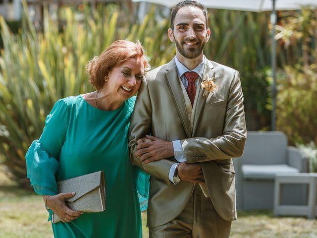 La boda de Santi y Carol en La Orotava, Santa Cruz de Tenerife 31