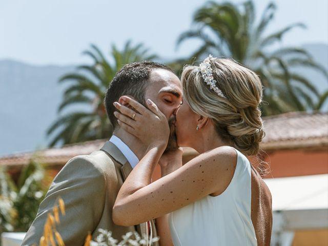 La boda de Santi y Carol en La Orotava, Santa Cruz de Tenerife 38
