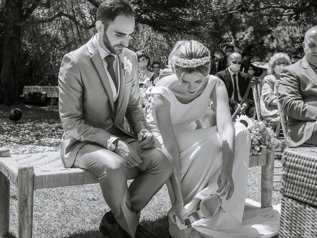 La boda de Santi y Carol en La Orotava, Santa Cruz de Tenerife 40