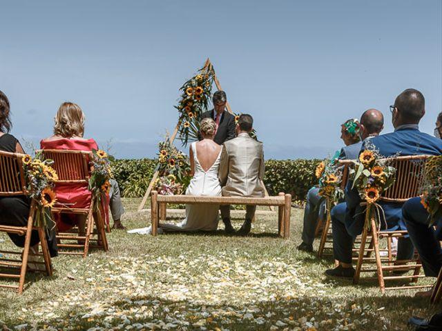 La boda de Santi y Carol en La Orotava, Santa Cruz de Tenerife 41