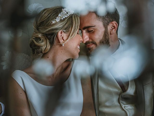 La boda de Santi y Carol en La Orotava, Santa Cruz de Tenerife 48