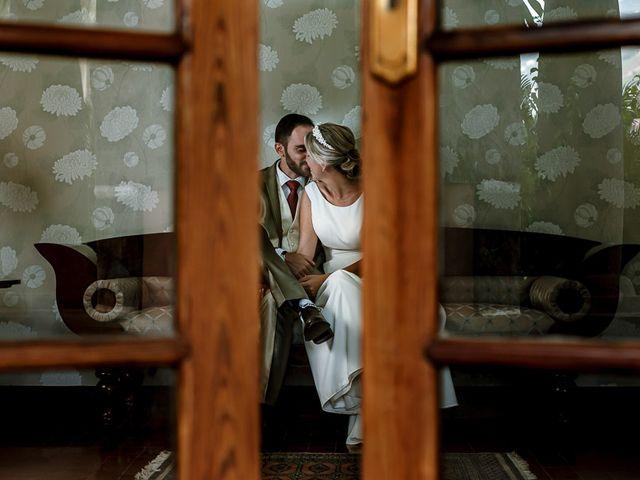 La boda de Santi y Carol en La Orotava, Santa Cruz de Tenerife 49