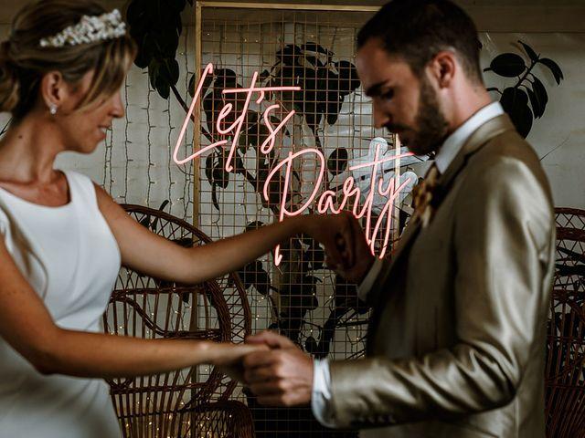 La boda de Santi y Carol en La Orotava, Santa Cruz de Tenerife 52