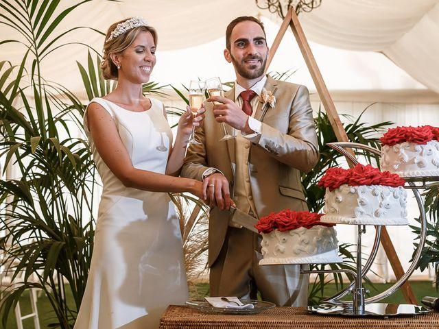 La boda de Santi y Carol en La Orotava, Santa Cruz de Tenerife 91