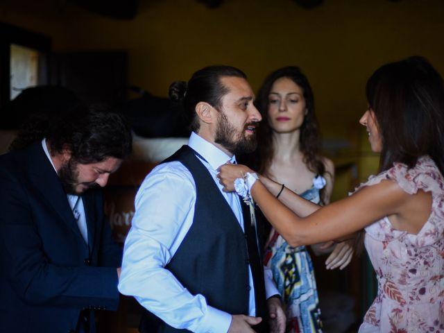 La boda de Marco y Elisa en Llinars Del Valles, Barcelona 11