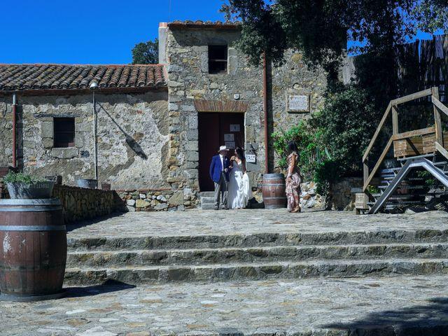 La boda de Marco y Elisa en Llinars Del Valles, Barcelona 12