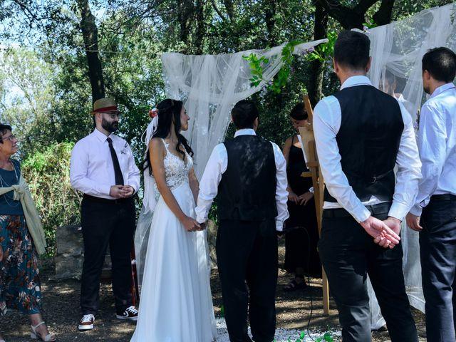 La boda de Marco y Elisa en Llinars Del Valles, Barcelona 13