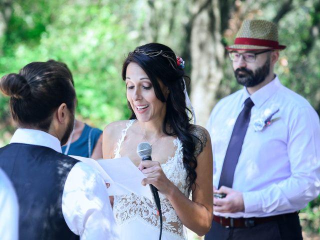 La boda de Marco y Elisa en Llinars Del Valles, Barcelona 14