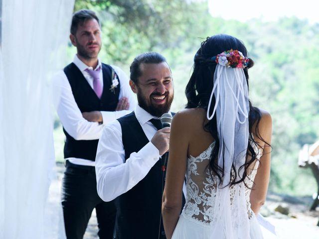 La boda de Marco y Elisa en Llinars Del Valles, Barcelona 15