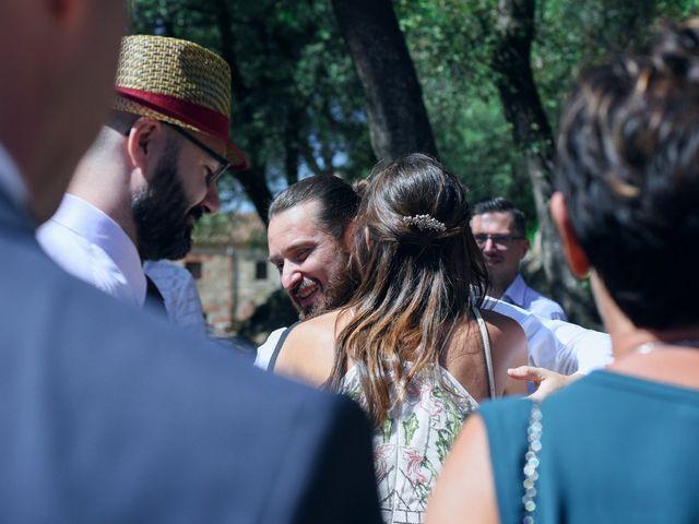 La boda de Marco y Elisa en Llinars Del Valles, Barcelona 16