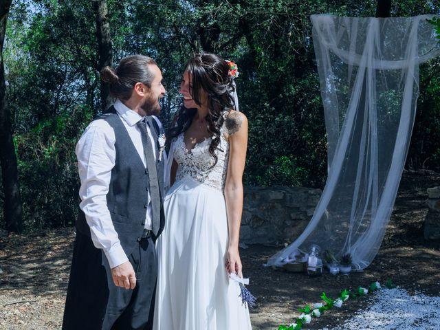 La boda de Marco y Elisa en Llinars Del Valles, Barcelona 1