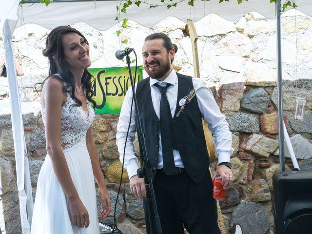 La boda de Marco y Elisa en Llinars Del Valles, Barcelona 18