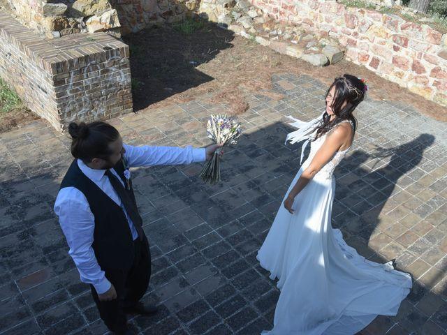 La boda de Marco y Elisa en Llinars Del Valles, Barcelona 21