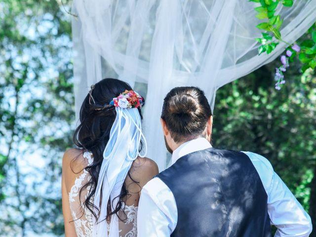 La boda de Marco y Elisa en Llinars Del Valles, Barcelona 25