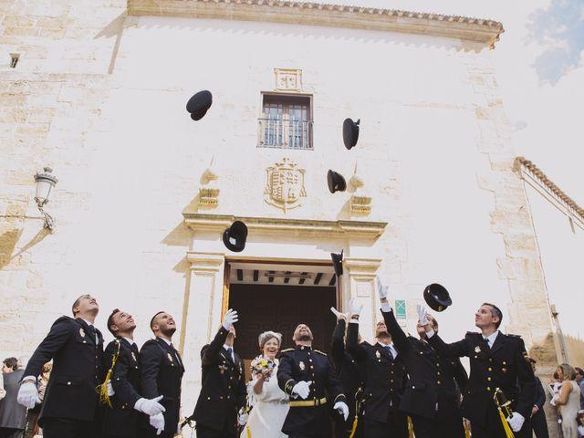 La boda de Carlos y Sara en Tomelloso, Ciudad Real 14