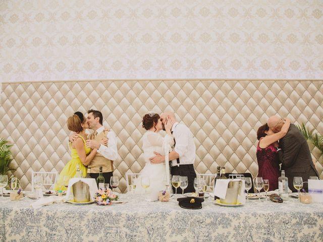 La boda de Carlos y Sara en Tomelloso, Ciudad Real 21