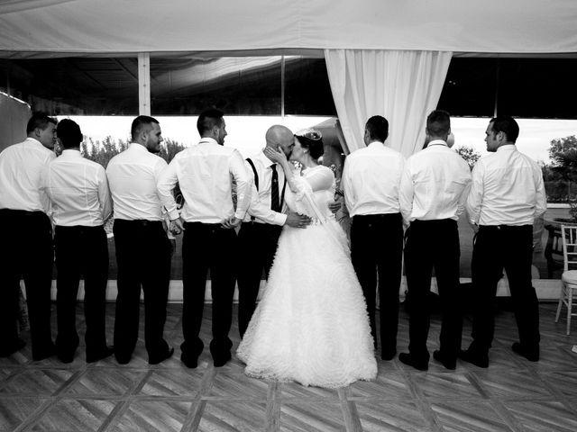 La boda de Carlos y Sara en Tomelloso, Ciudad Real 22