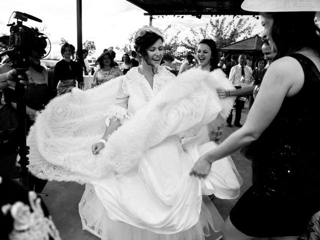 La boda de Carlos y Sara en Tomelloso, Ciudad Real 25