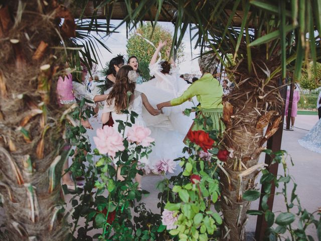 La boda de Carlos y Sara en Tomelloso, Ciudad Real 24