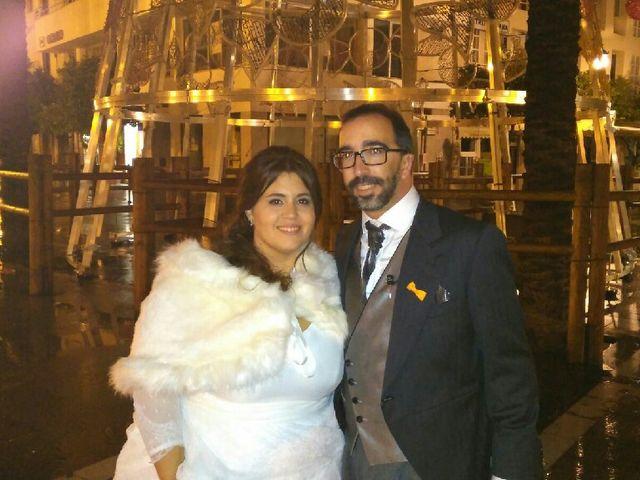 La boda de Angel y Sandra en Jerez De La Frontera, Cádiz 1