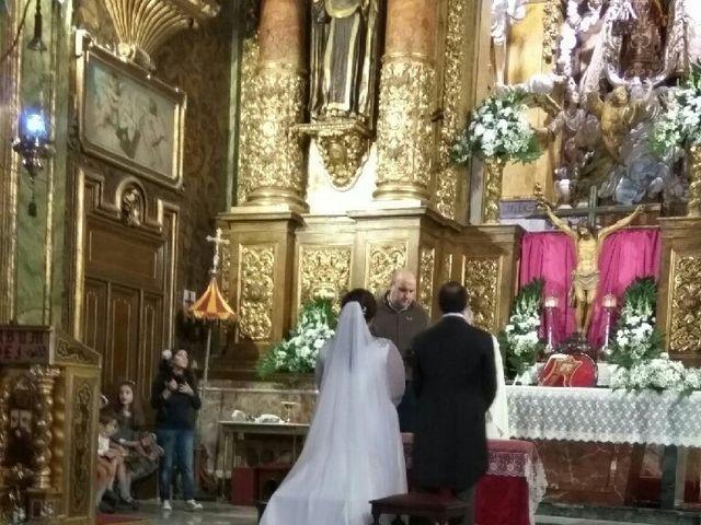 La boda de Angel y Sandra en Jerez De La Frontera, Cádiz 2