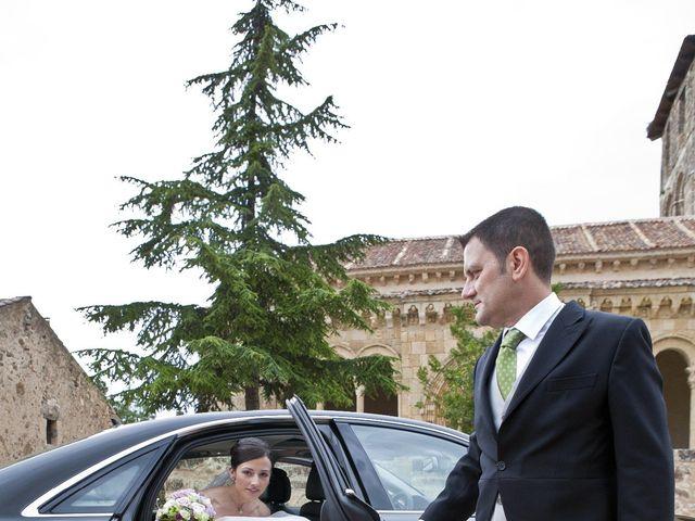 La boda de Álvaro y Pepa en Segovia, Segovia 20