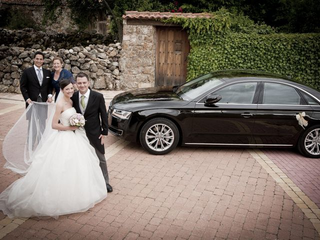 La boda de Álvaro y Pepa en Segovia, Segovia 21
