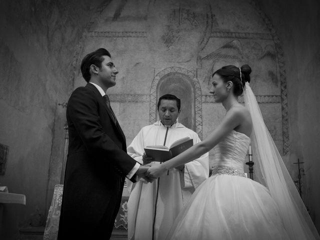 La boda de Álvaro y Pepa en Segovia, Segovia 25