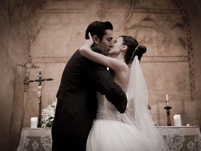 La boda de Álvaro y Pepa en Segovia, Segovia 26