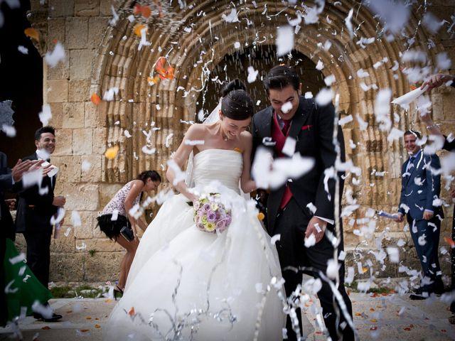 La boda de Álvaro y Pepa en Segovia, Segovia 27